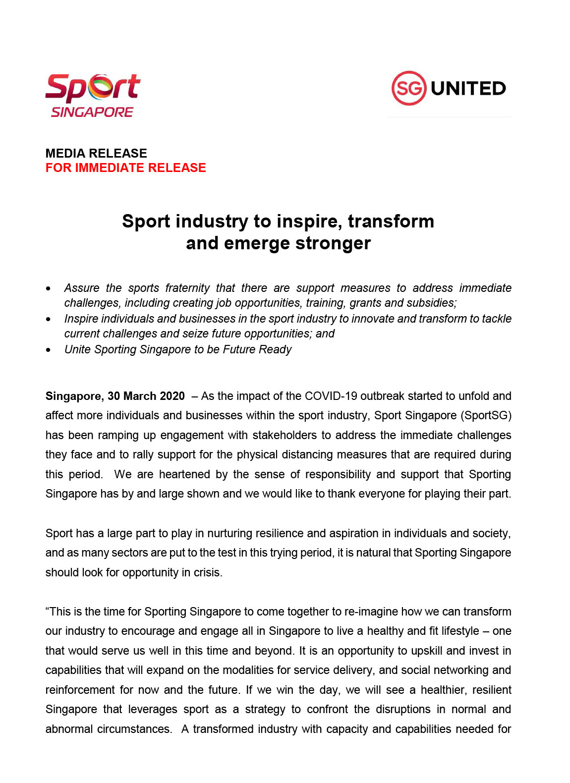 Media-Release_Sport-Industry-To-Inspire,-Transform-And-Emerge-Stronger_v2_p01