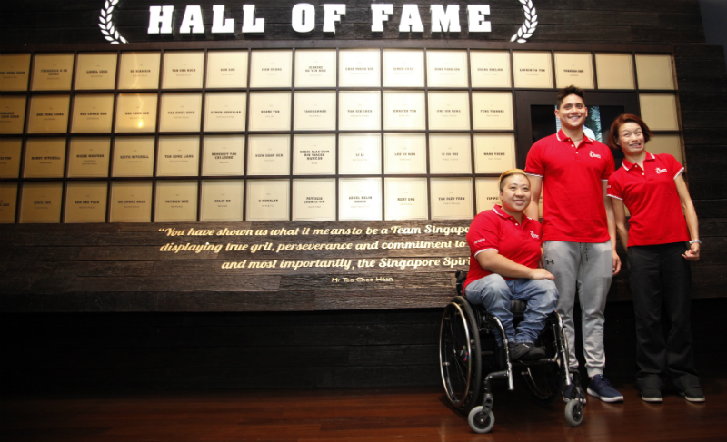 2017 Sport Hall of Fame Inductees