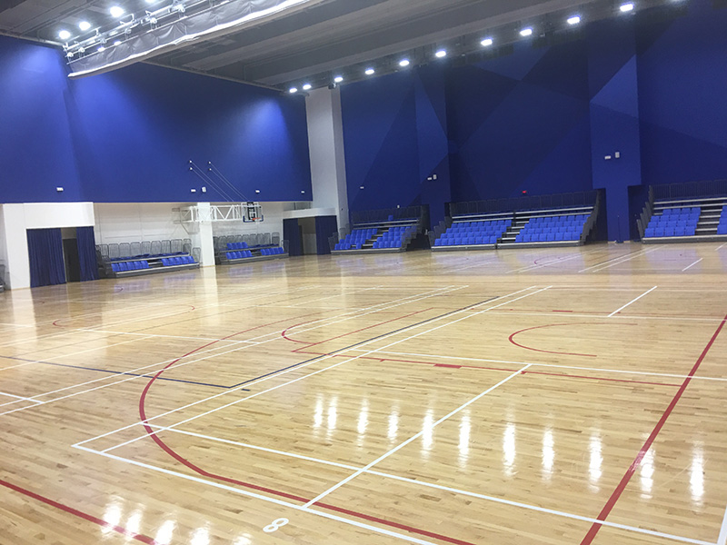 HeartBeat at Bedok Sports Hall