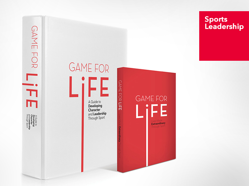 Sport leadership game for life